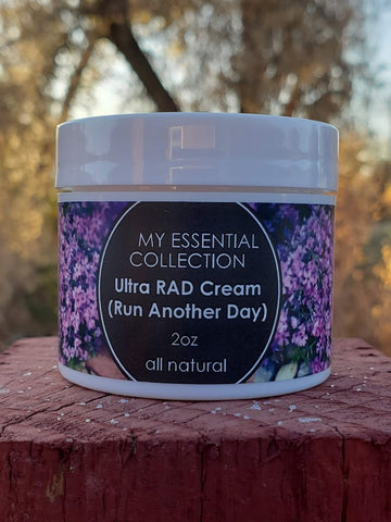 Ultra RAD Cream (Run Another Day), 2oz