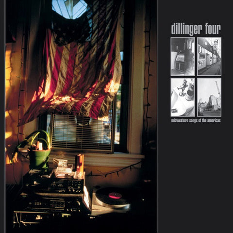 Dillinger Four ‎– Midwestern Songs Of The Americas LP