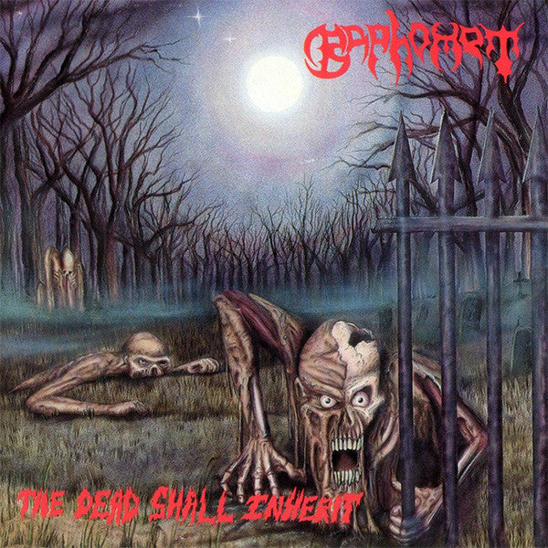 Baphomet  ‎– The Dead Shall Inherit