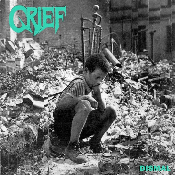Grief ‎– Dismal LP