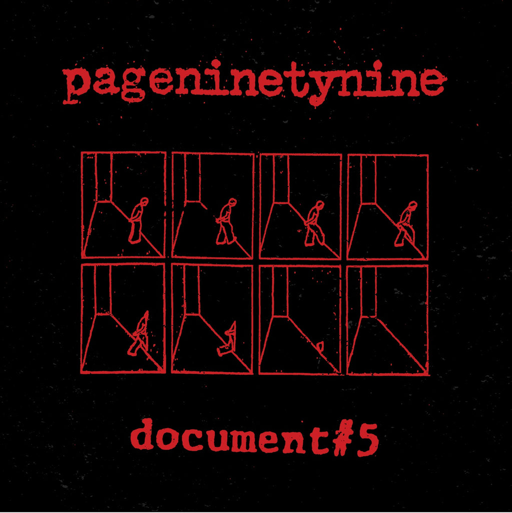 Pageninetynine (Pg.99) - Document #5 LP