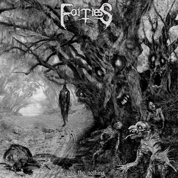 Fortress - Unto The Nothing LP