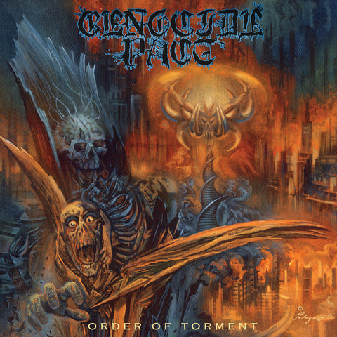 Genocide Pact ‎– Order Of Torment LP