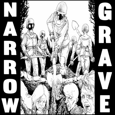 Narrow Grave - Under The Earth CS