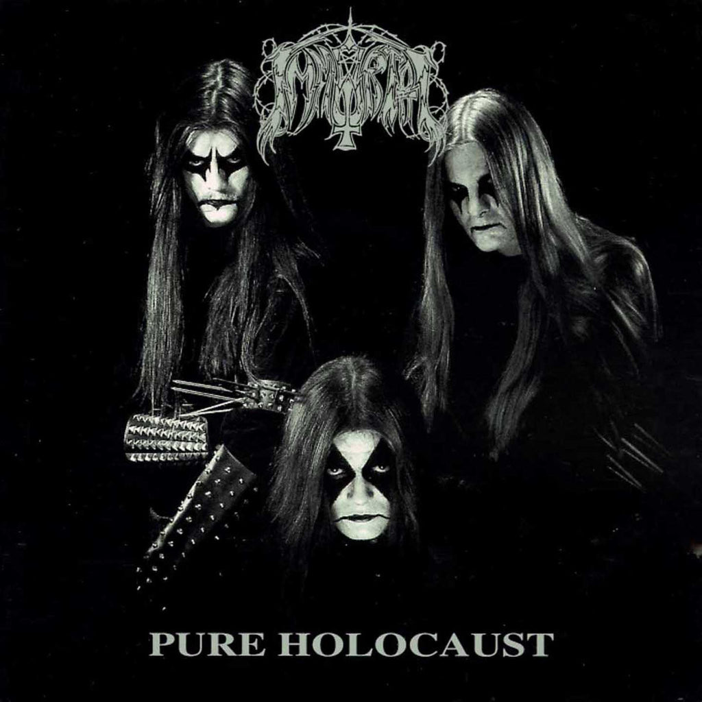 Immortal ‎– Pure Holocaust LP