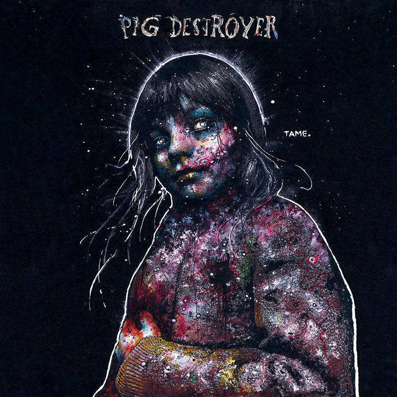 Pig Destroyer ‎– Painter Of Dead Girls LP