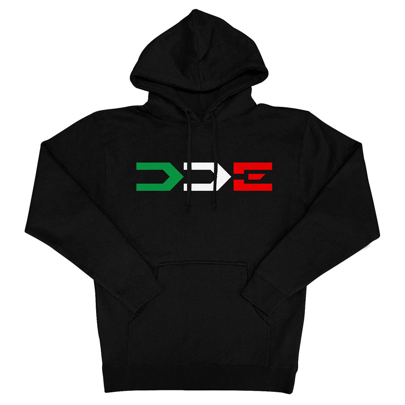 YOUTH Hoodie - Black Signature Italia