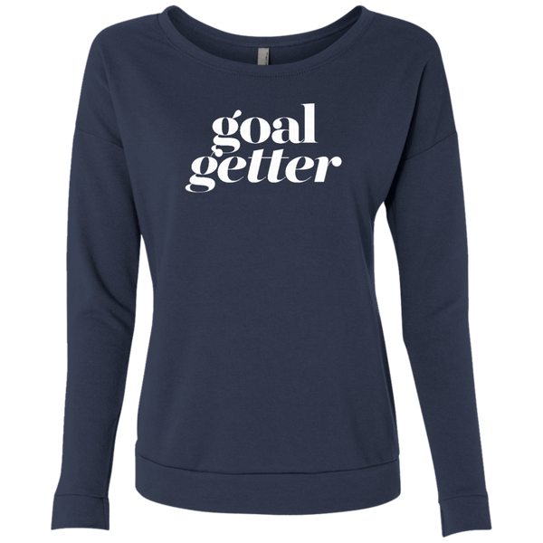 Goal Getter Dark Graphic Sweatshirt