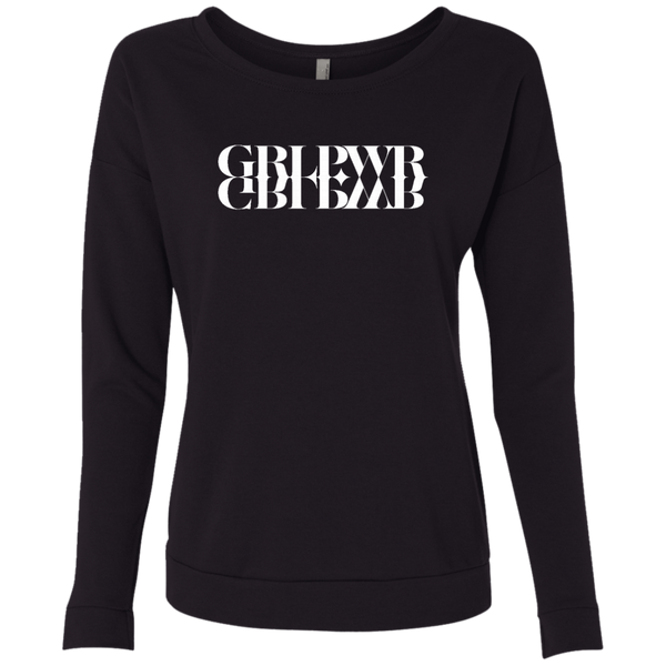 GRLPWR2 Dark Graphic Sweatshirt