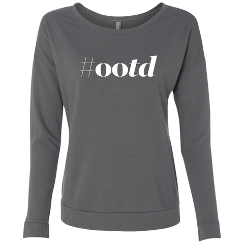 #OOTD Dark Graphic Sweatshirt