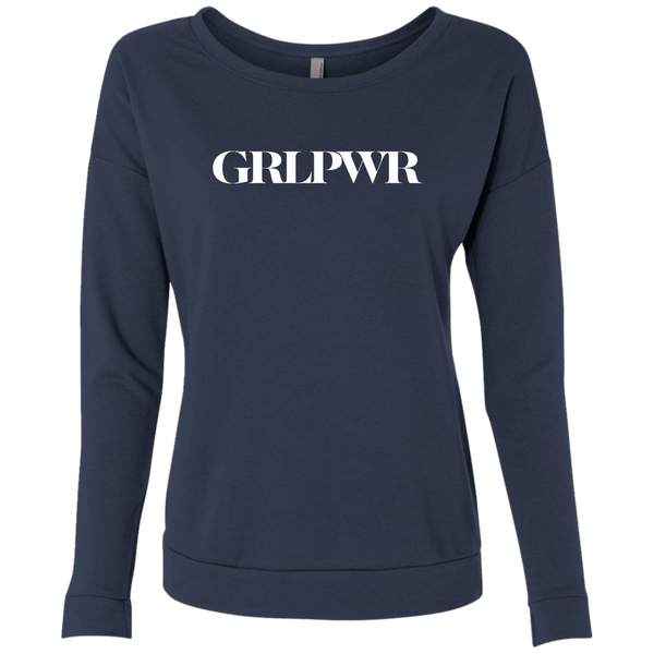 GRLPWR Dark Graphic Sweatshirt