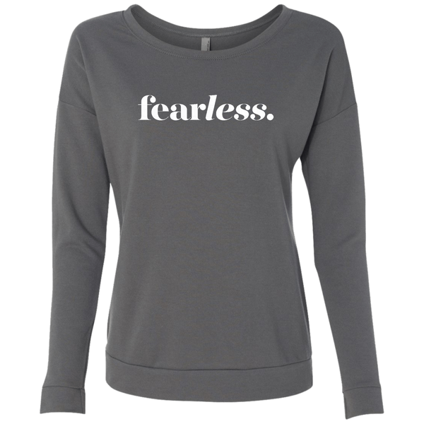 Fearless Dark Graphic Sweatshirt
