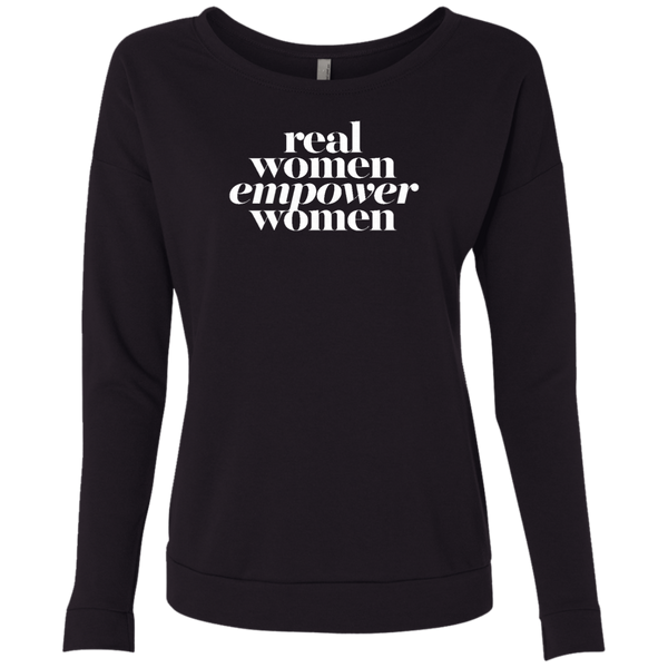 Empowerment Dark Graphic Sweatshirt
