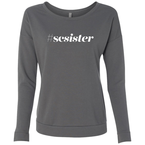 #SCSister Dark Graphic Sweatshirt