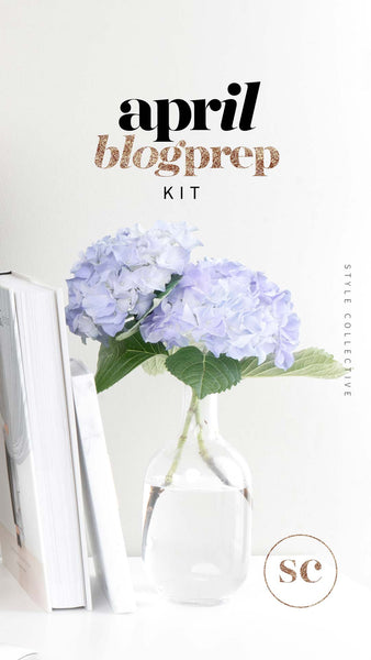 Blog Prep Kit: April 2019