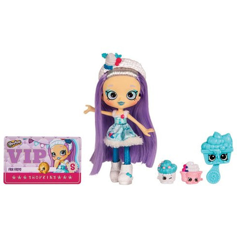 Shopkins Shoppies nukke - Fria Froyo