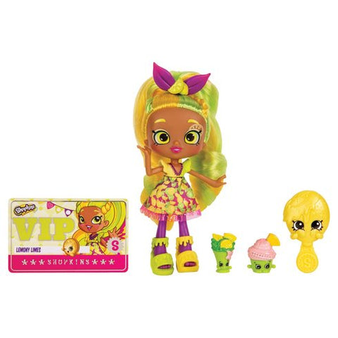Shopkins Shoppies nukke - Lemony Limes