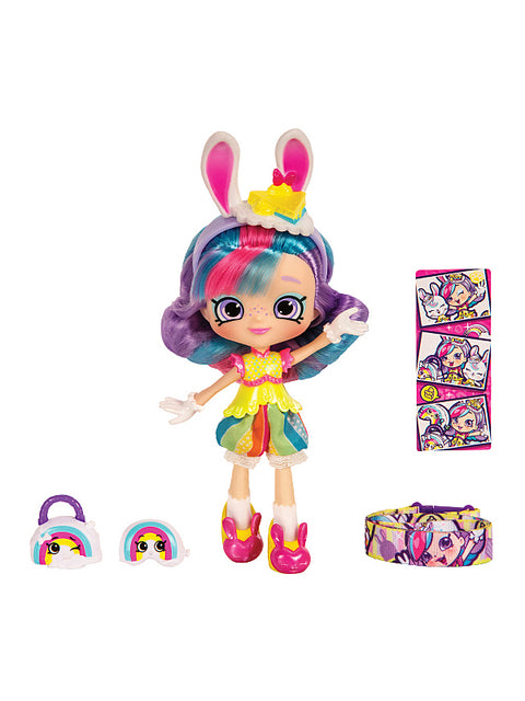 Shopkins Shoppies nukke - Rainbow Kate Bunny