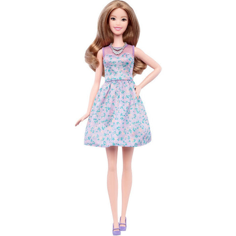 Barbie Fashionistas Tall nukke