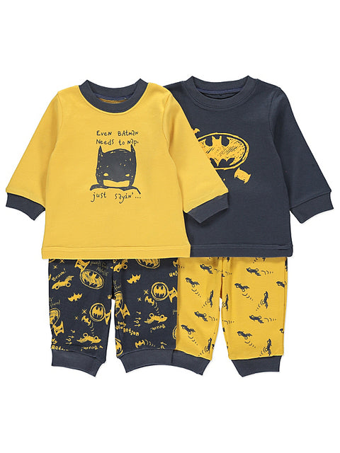 Batman vauvan pyjama 2 pack