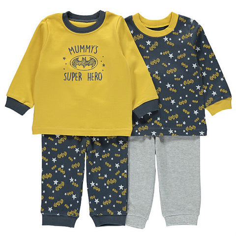 Batman vauvan pyjamat 2 pack