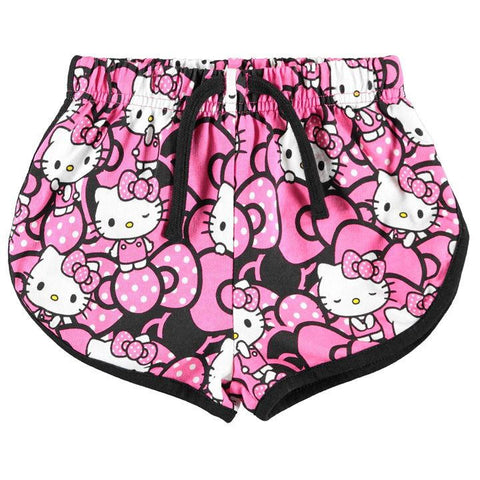 Lasten Hello Kitty shortsit