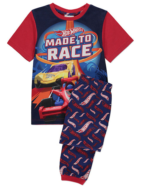 Lasten Hot Wheels pyjama