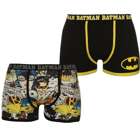 Miesten Batman bokserit 2 pack