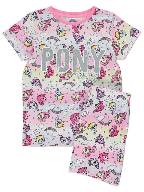 Lasten My Little Pony pyjama