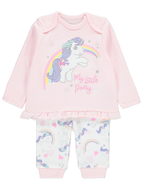 My Little Pony vauvan pyjama
