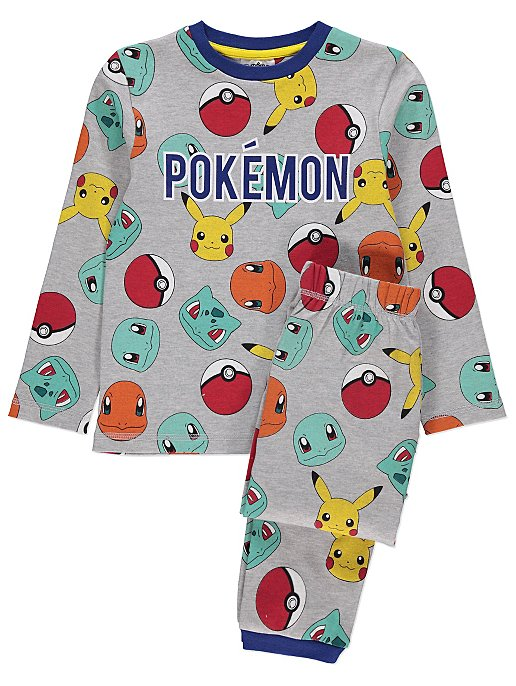 Pokemon pyjama