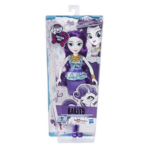 My Little Pony Equestria Girls Rarity Classic Style nukke