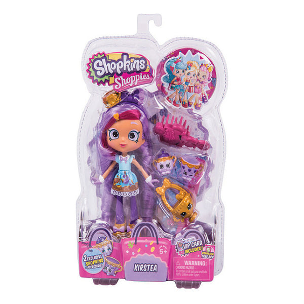 Shopkins Shoppies Kirstea nukke