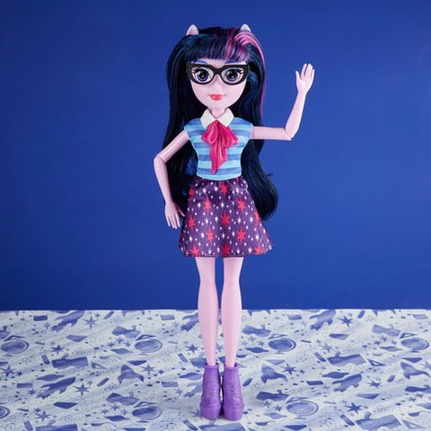 My Little Pony Equestria Girls Twilight Sparkle Classic Style nukke