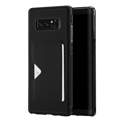 DUX DUCIS PU Leather Card Case for Samsung Note 8