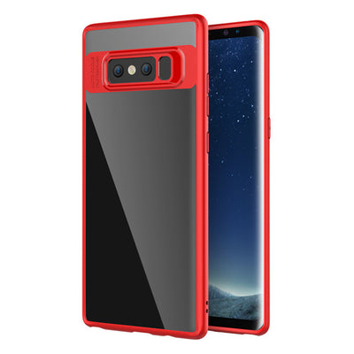 WeFor Clear Case for Samsung Note 8