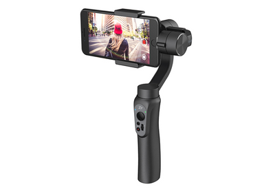 Smooth-Q 3-Axis Handheld Gimbal Stabilizer for Smartphone