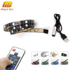 [MingBen] USB LED Strip RGB SMD5050 TV PC Background Lighting Kit Cuttable
