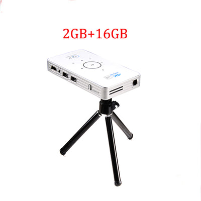 Amazing Mini DLP 4K Pocket Projector with Android