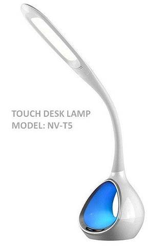 Nuvuo NV-T5 - LED Color Changing LED Desk Light
