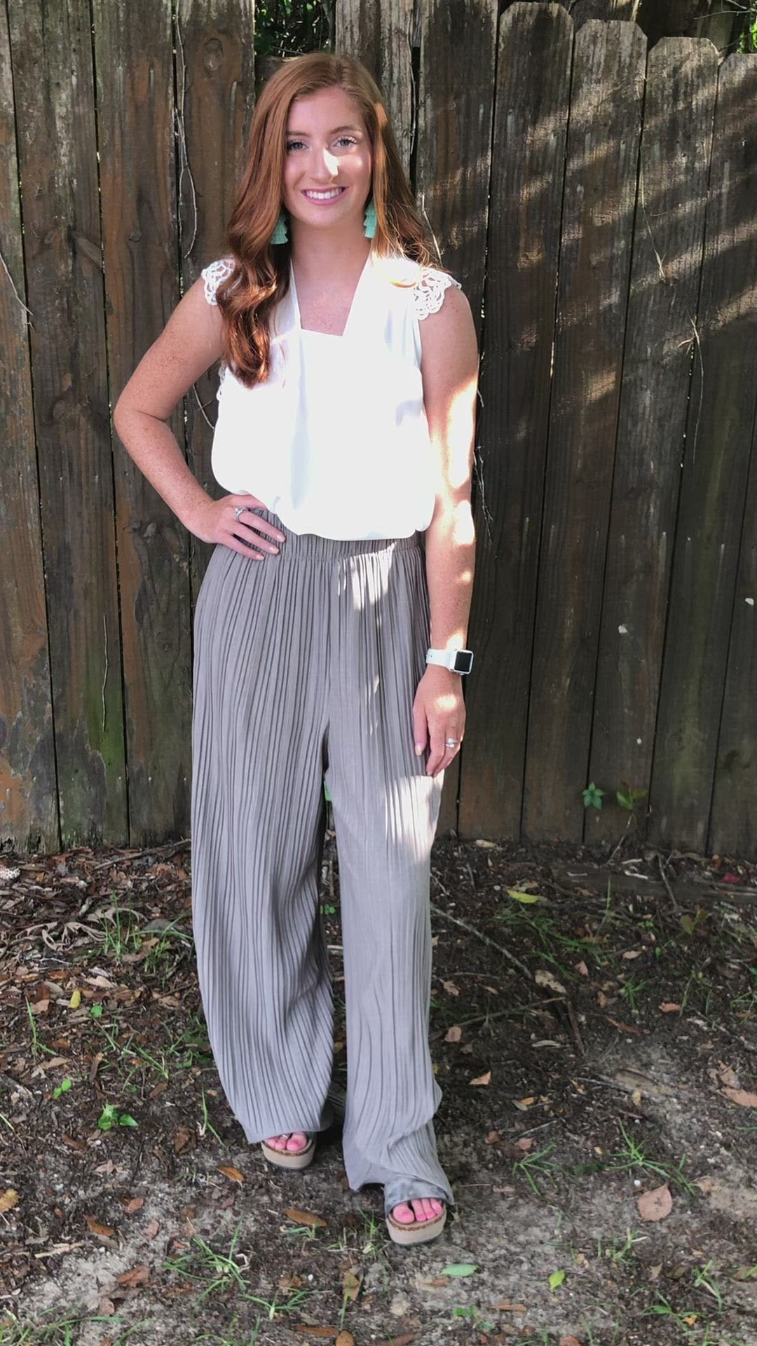 Dress for Success Pants Mocha