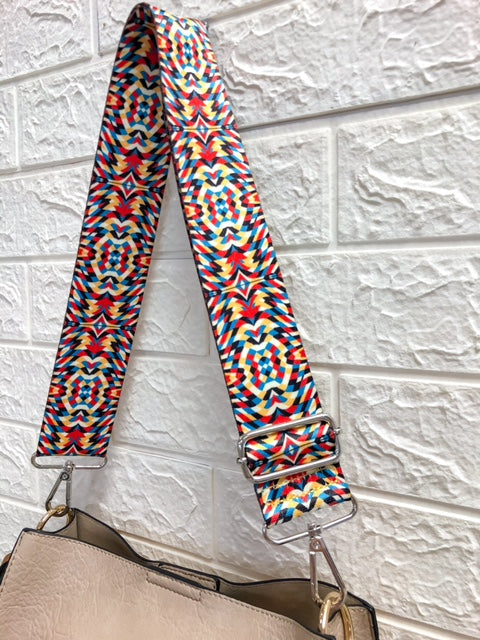 Guitar Straps, Abstract Multi