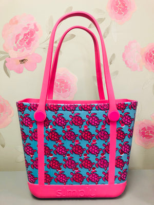 SS Simply Tote, Print, Large