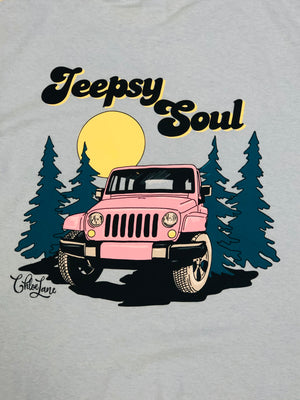 Jeepsy Soul Short Sleeve Chloe Lane
