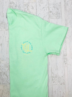 Honey Hush Short Sleeve Chloe Lane
