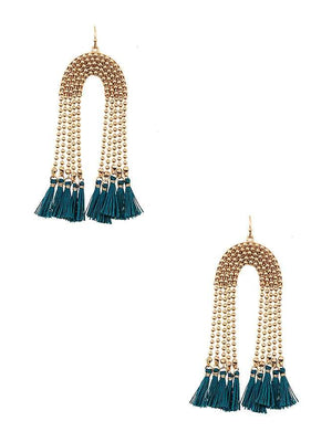 Jenny Tassle Earrings