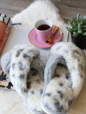 Begin the Day Slippers
