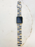 Gold Heart Striped Watch Band