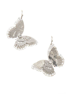 Flutter By Butterfly Earrings