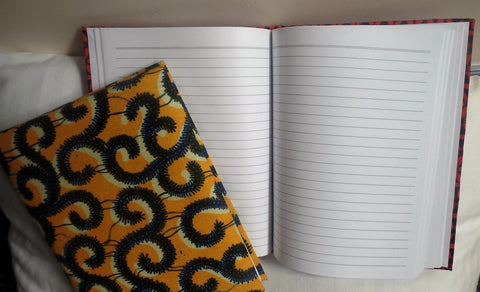 Notepads - Ankara Boutique